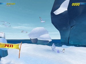 Yetisports Arctic Adventures - PS2