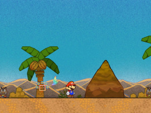 Super Paper Mario - Gamecube