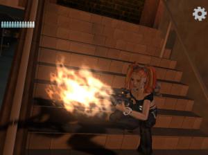 Eva Cash : Projet D.I.R.T. - PS2