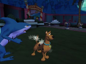 Scooby Doo ! Who's Watching Who - PSP
