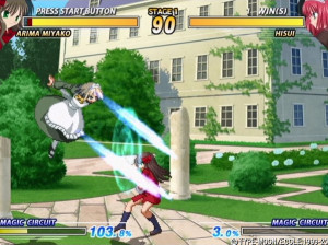 Melty Blood : Act Cadenza - PS2