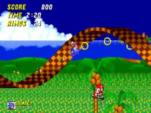 Sega Genesis Collection - PSP
