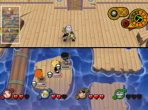One Piece Pirates Carnival - Gamecube