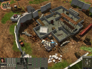 Jagged Alliance 3D - PC