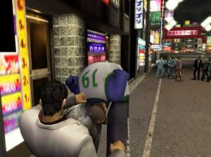 Yakuza - PS2