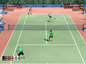 Virtua Tennis 3 - PC