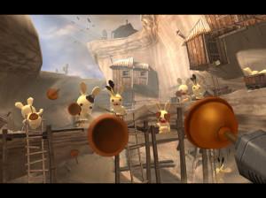 Rayman contre les Lapins Crétins - GBA