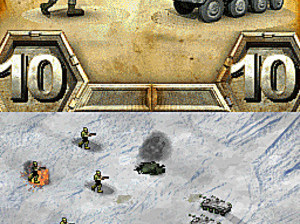 Panzer Tactics DS - DS