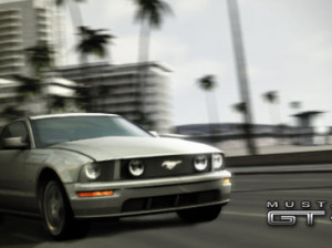 Ford Street Racing - PSP