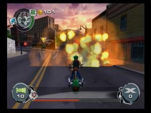 Biker Mice From Mars - PS2