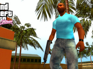 GTA Vice City Stories - PSP