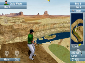 Real World Golf 2007 - PS2