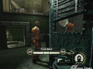 Splinter Cell : Double Agent - Wii