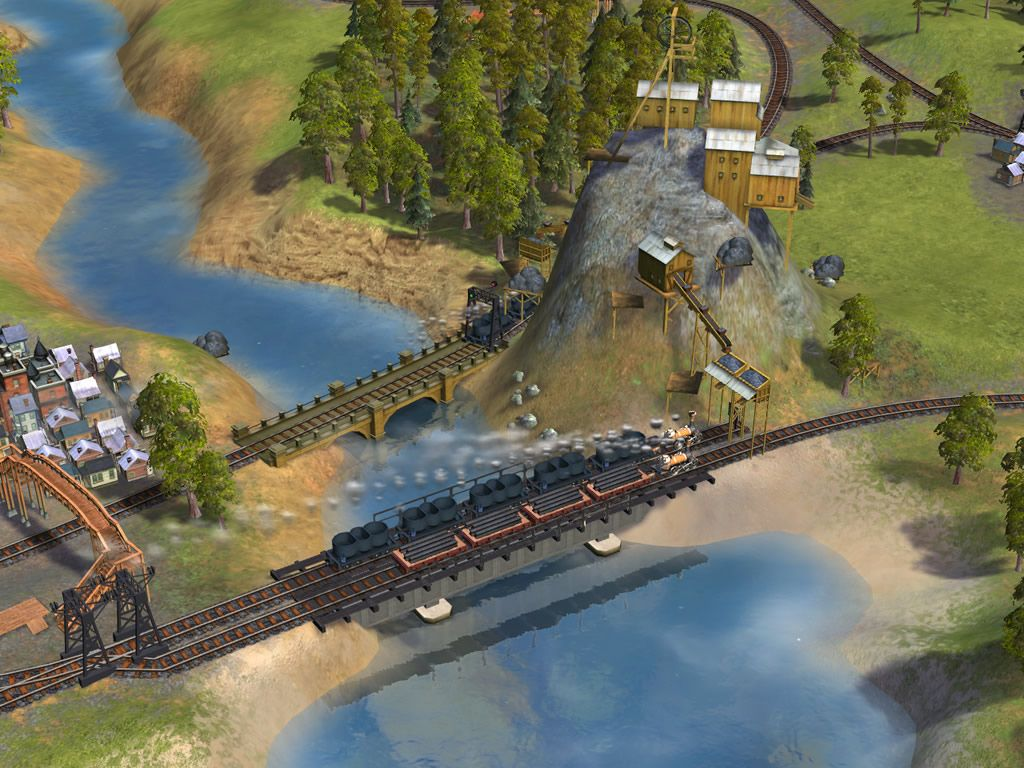 Sid Meier's Railroads! - PC