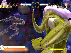 Saint Seiya : Hades - PS2