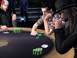 World Series of Poker : Tournament of Champions - PS2