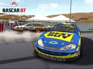 NASCAR 07 - PS2