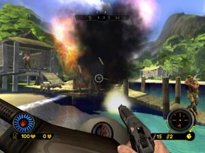 Far Cry Vengeance - Wii