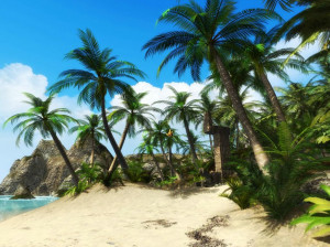 Cap Sur l'Ile Au Trésor - PC