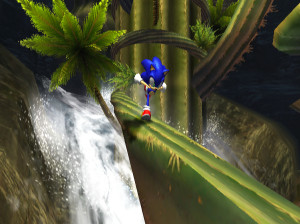 Sonic and the Secret Rings - Wii