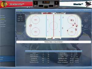 NHL Eastside Hockey Manager 2007 - PC