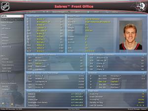 NHL Eastside Hockey Manager 2007 - PC