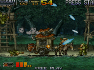 Metal Slug Anthology - PSP