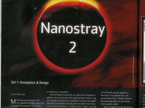 Nanostray 2 - DS