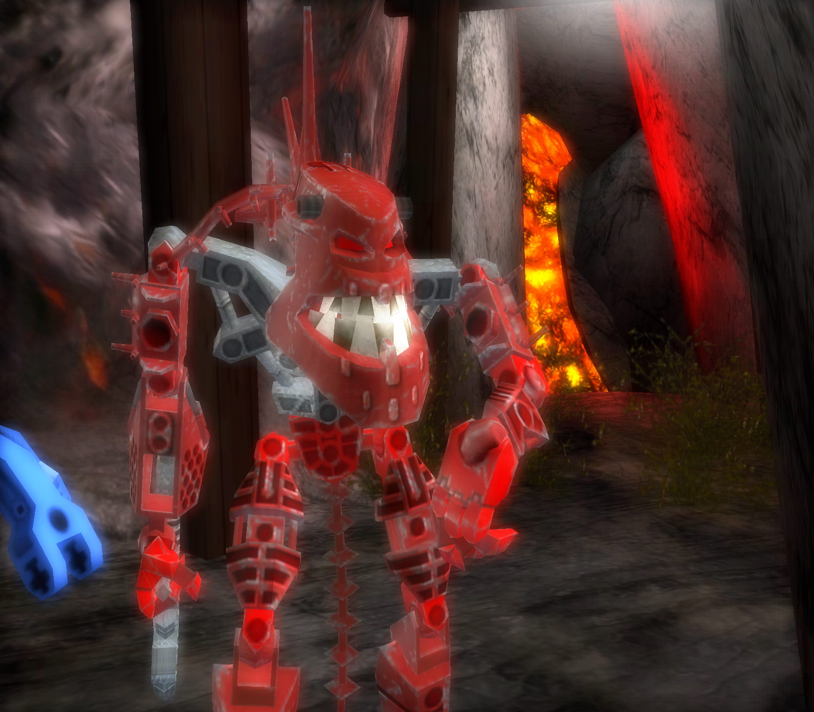 Bionicle Heroes - PS2