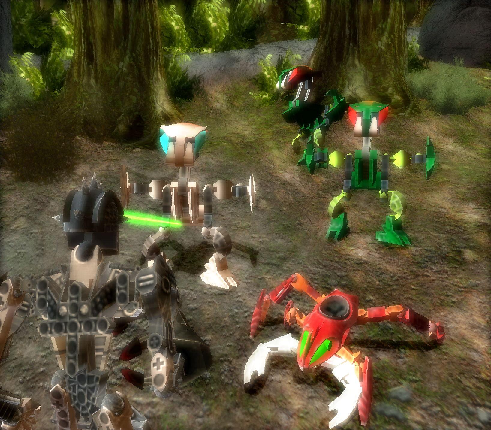 Bionicle Heroes - PS2