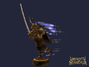 Dark Age of Camelot : Labyrinth of the Minotaur - PC