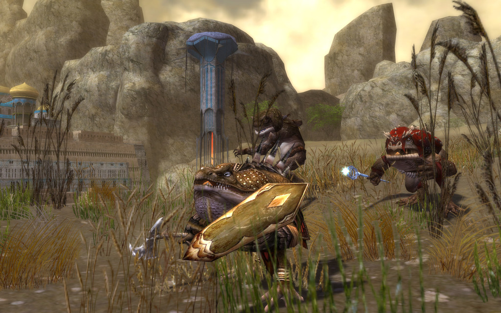 Guild Wars : Nightfall - PC