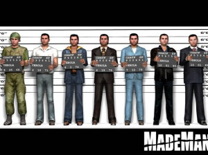 Made Man - PS2