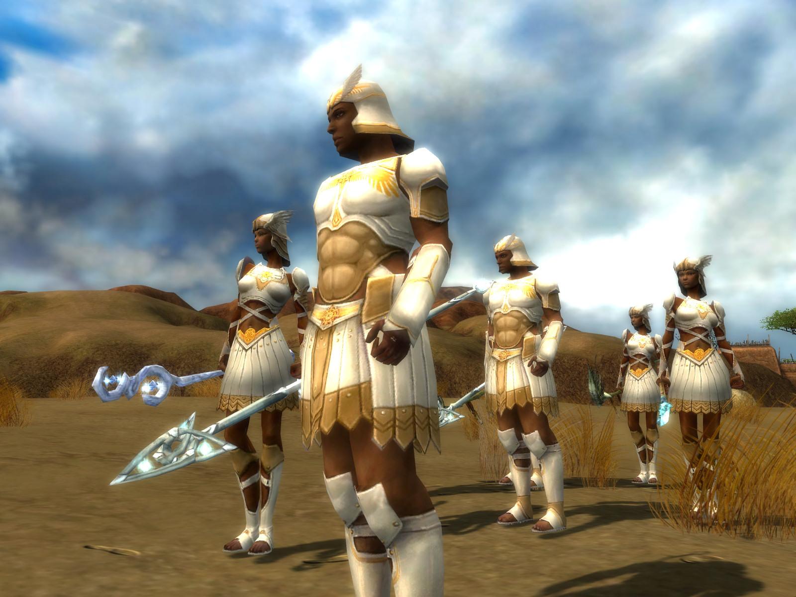 Guild Wars : Nightfall - PC