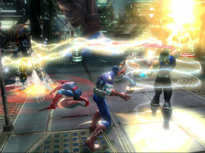 Marvel : Ultimate Alliance - Xbox