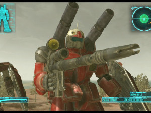 Mobile Suit Gundam : Target in Sight - PS3