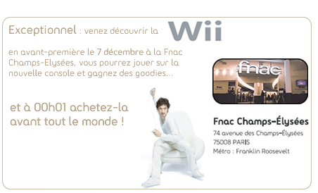 Nintendo Wii - Wii
