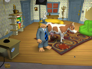 Sam & Max Season 1 Episode 2 : Situation Comedy - PC