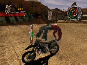 Crusty Demons - PS2
