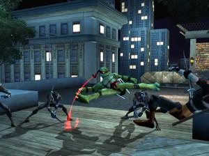 Tortues Ninja : le film - Gamecube