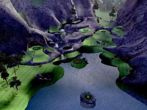 Tiger Woods PGA Tour 07 - Wii