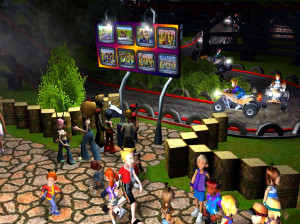 RollerCoaster Tycoon 3 : Distractions Sauvages - PC
