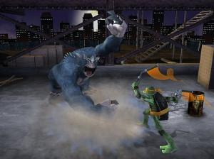 Tortues Ninja : le film - Wii