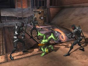 Tortues Ninja : le film - PS2