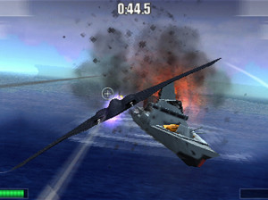 After Burner : Black Falcon - PSP