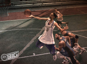 NBA Street Homecourt - PS3