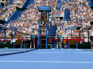 Virtua Tennis 3 - PSP