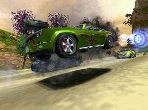 Full Auto 2 : Battlelines - PSP