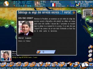 Mission Président : Geopolitical Simulator - PC