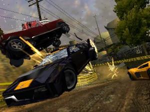 Burnout Dominator - PSP